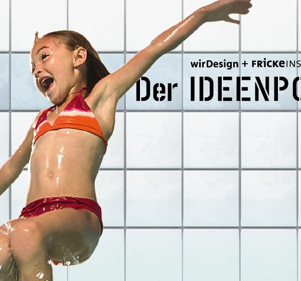 <brand>Der IDEENPOOL<br></brand>Messestand
